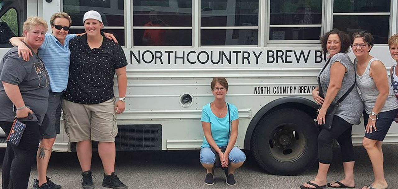 North Conway Brew Bus